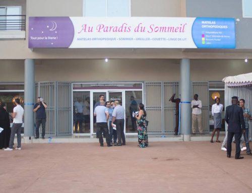 Inauguration de Au Paradis Du Sommeil Bamako
